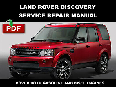 Land rover discovery full service repair manual array land rover discovery 4 2013 2014 2015 factory service repair rh picclick com fandeluxe Gallery