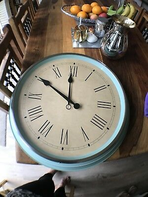 Large Ikea Wall Clock Green (60cm) New Without Box