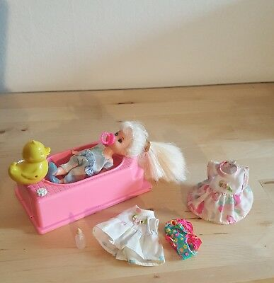 BABY BATH pink and pink adjustable bath chair mothercare - £4.60 ...