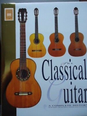 The Classical Guitar A complete History  Balafon Book Limited Edition 1997 HC/DJ