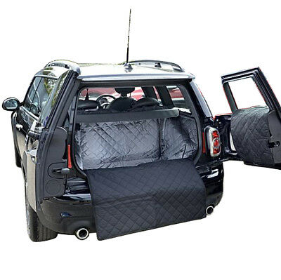 Mini Clubman (Low Floor) Cargo Liner - Quilted - 2007 to 2014 (270)