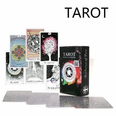 The Wild Unknown Tarot Deck Rider-Waite 78pcs LOT Oracle Fortune Telling Cards