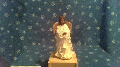 """All God's Children Figurine By Miss Martha Holcombe- """"serenity"""" Made 1999"""