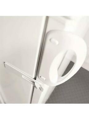 Baby Safety Lock Kids Multi Purpose Lock/Latches 2 Flexi-Latches Adhesive