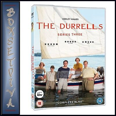 The Durrells  Series 3 - Complete Third Series  **Brand New Dvd