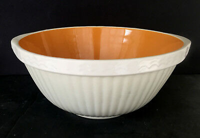 Vintage Tg Green S Easimix Gripstand Ribbed Mixing Bowl 11 5