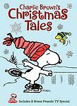 New: CHARLIE BROWN'S CHRISTMAS TALES - DVD