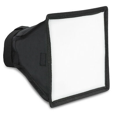 "6""x7"" Mini Softbox Foldable Light Diffuser Cover for Photo Video Studio Shooting"