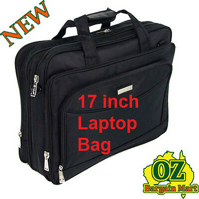 "15"" 16 "" 17"" Laptop Bag Notebook Computer Carry Shoulder Case Sleeve Bag 17 Inch"