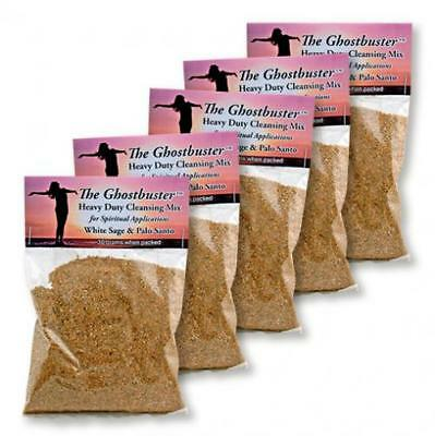 "Ghostbuster Cleansing Mix ""BULK BUY"" ""NEW"" Palo Santo & White Sage"