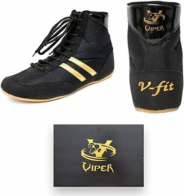Viper Boxing Boots Mens Boys Boxing Footwear Boxing Shoes