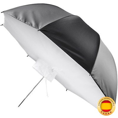 Walimex Pro - Paraguas reflector (91 cm)