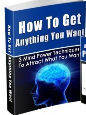 How To Get Anything You Want with Master Resell Rights MRR ebook pdf