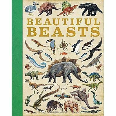 Beautiful Beasts by de le Bédoyère, Camilla