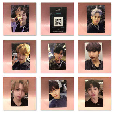 STRAY KIDS Official PHOTOCARD 1st Mini Album I am NOT Photo Card Only SELFIE Ver