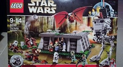 Lego 8038 The Battle of Endor MISB in ungeöffneter Originalverpackung WIE NEU