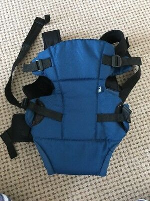 Mothercare Blue Baby Sling Carrier 7 99 Picclick Uk
