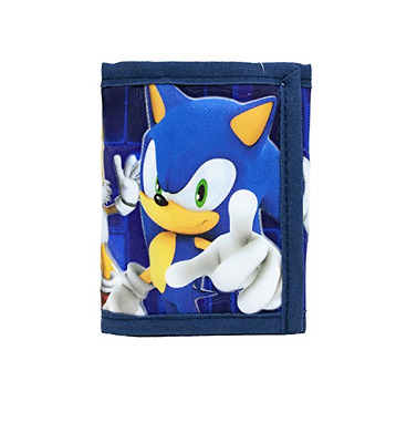 Sonic the Hedgehog Trifold Wallet