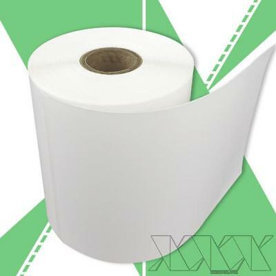 40 rolls 4x6 Direct Thermal Labels Zebra Compatible, Perforated, 250/RL