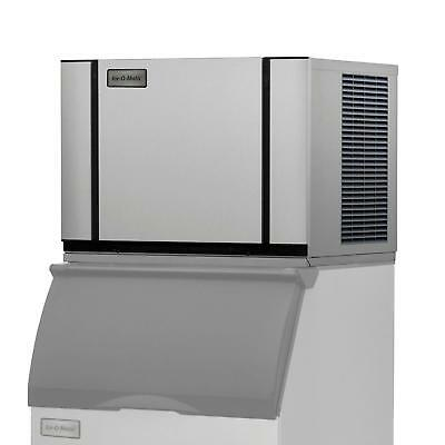 Ice-O-Matic CIM0436HW Elevation Series 500lb Half Cube Water Cooled Ice Machine