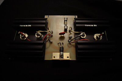 1 Card Spreading Machine Main Drive Cutters Exchange Saber Industries Master PCB