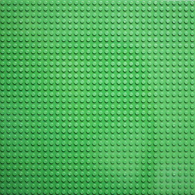 BASE PLATE - 32X32 STUDS 25.6x25.6 CM  GREEN BASEPLATE COMPATIBLE FOR Lego
