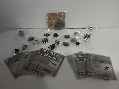 """Axis & Allies Eastern Front 19 Miniatures Commom/Uncommom New """"A"""""""