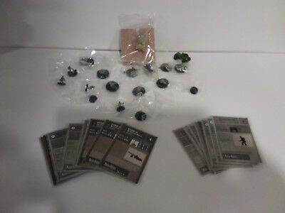 """Axis & Allies Eastern Front 19 Miniatures Commom/Uncommom New """"C"""""""