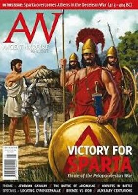 Ancient Warfare Volume Xi Issue 6 Victory For Sparta Wargaming/Military Magazine