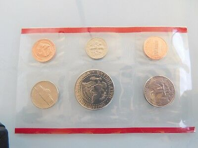 Coins.us.mint.uncirculated.set.1995.denver