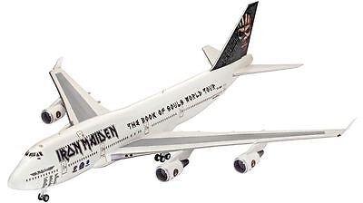 Iron Maiden Boeing 747-400 Ed Force One, Modellbausatz 1/144 Revell Nr. 04950