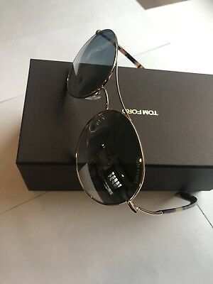 3906f442bca25 BRAND NEW  TOM Ford Sunglasses Ft0409   28W Made In Italy - EUR 68 ...