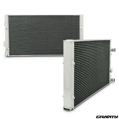 40mm TWIN CORE ALLOY RACE RADIATOR RAD FOR VW GOLF MK3 2.8 VR6 POLO LUPO 6N 91+