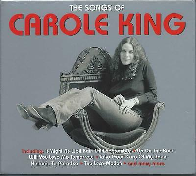 The Songs of Carole King - Various Artists (3CD 2013) NEW/SEALED