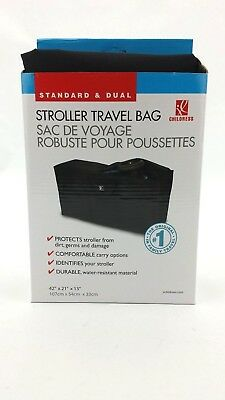 Stroller Travel Bag: Protects your stroller during travel