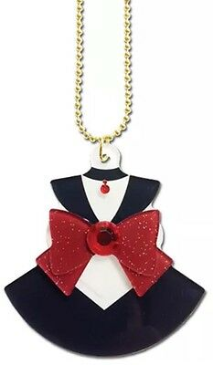 *NEW* Sailor Moon: Sailor Pluto Costume Necklace by GE Animation AUTHENTIC