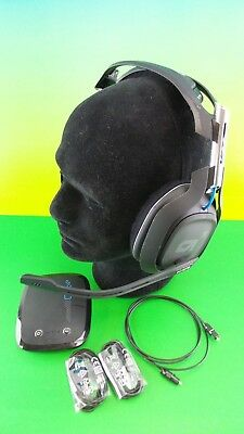 ASTRO Gaming A50 - Black Gen 2 PS Wireless Gaming Headset + accessories #minim