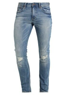 Superdry Slim Jeans Mid Canyon Vintage Various Sizes