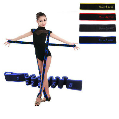 Ballet Stretch Band Resistance Training Band Foot Loop for Girls Women Dance