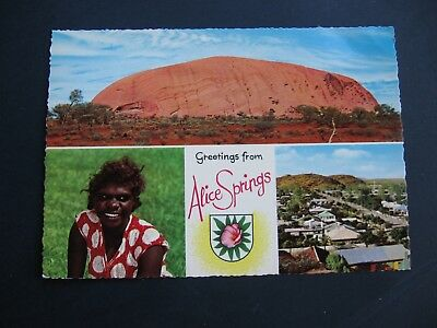 Alice Springs Northern Territoy Aboriginal Girl