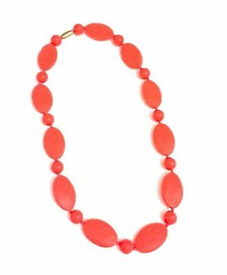 Nursing Necklace Teething Jewelry Silicone Chewelry Baby Teether Shower Gift USA