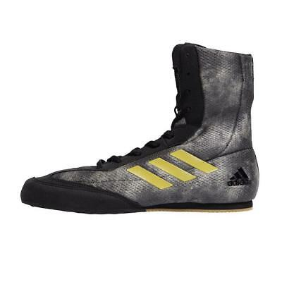 New Adidas Box Hog Plus Men's Pro Boxing Shoes Boots Fitness Shoes
