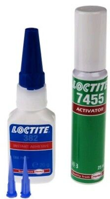 Loctite - Tak Pak Adhesive Kit (382 + SF 7455) - PCB Assembly / Repairs