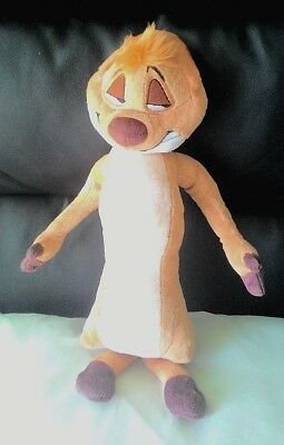 Meerkat Fom Simba Lion King Soft Toy 15""