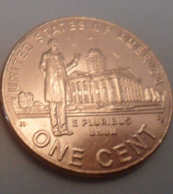 2009 D Lincoln Professional Life Cent / Penny   **free Shipping**