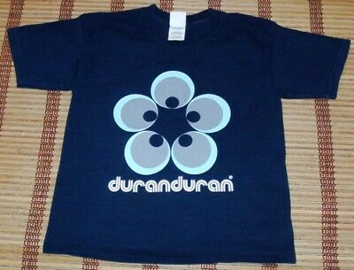 DURAN DURAN Five Circles 2004 Ladies / Youth (S) T Shirt Official Merch GIFT