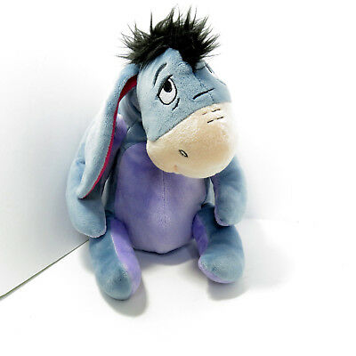 Disney Eeyore Winnie the Pooh Plush Stuffed Animal Kohls Cares Sitting 11""