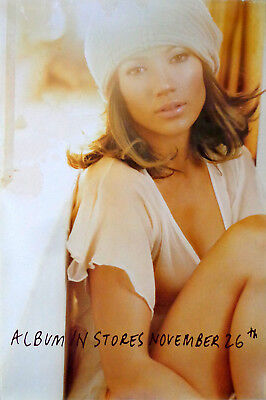 Jennifer Lopez - This Is Me... Then (2002) original promo poster - ss - rolled