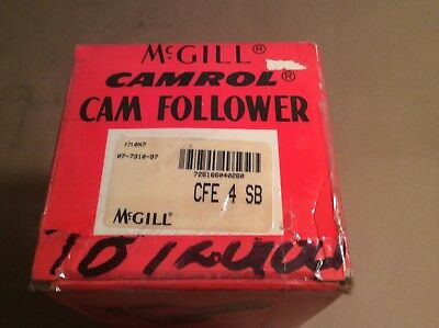 McGill Cam Follower CFE4SB