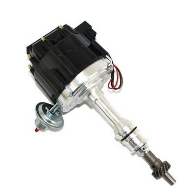 For SBF Ford 260 289 302 V8 Coil Hei Distributor 50000 50K Volt with Black Cap